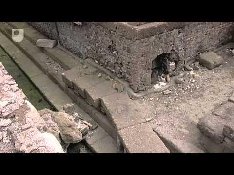 Largo Argentina - Gebäude vom alten Rom (4/5)