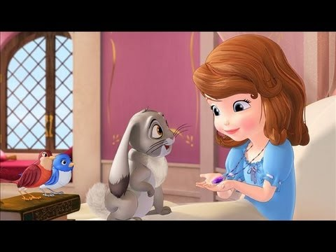 Sofia the First: Disney's New Princess Is No Cinderella