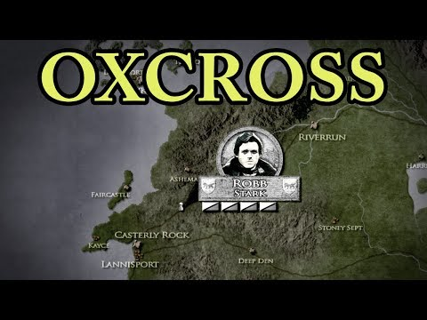 Game of Thrones: War of the Five Kings & Battle of Oxcross 299 AC