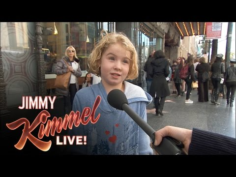 Jimmy Kimmel Asked Kids What Love Is...