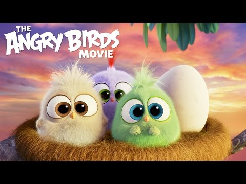Angry Birds (Viral video 'Happy Mother's Day from the Hatchlings')