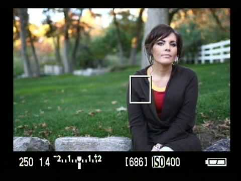 Canon 50D Live View | Auto Manual Focus Modes | 50 D DVD