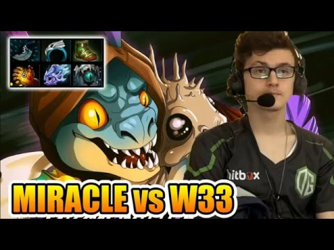 Miracle- Dota 2 [Slark] Casual China Ranked Match