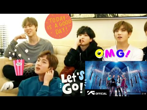 [Fanmade]Bts Reaction BLACKPINK - 'Kill This Love' M/V#bts#blackpink#killthislove#Reaction