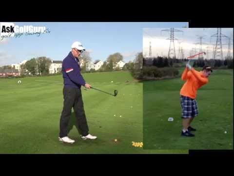 Golf Lesson Understand Your Impact