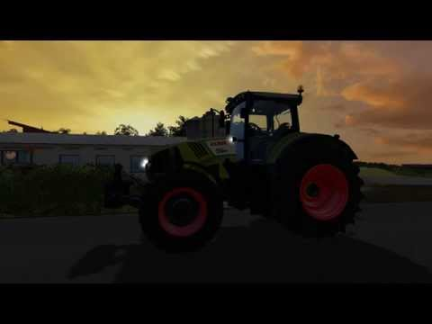 Claas Axion 850 Sound Update v3.0