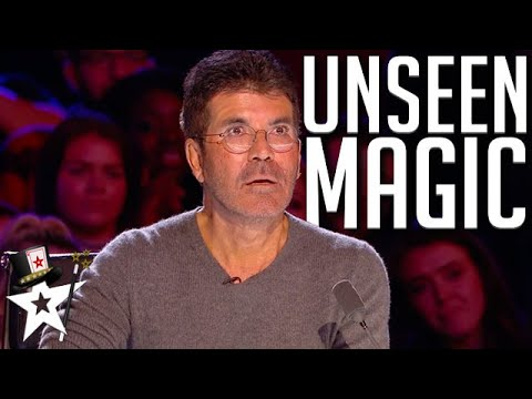 UNSEEN MAGIC AUDITIONS on Britain's Got Talent 2020 | Magicians Got Talent
