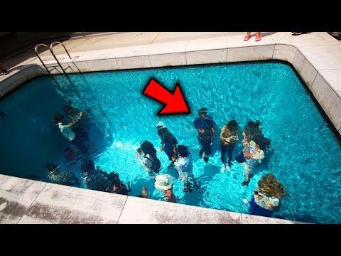 Top 5 hồ bơi kỳ lạ bạn không ngờ tồn tại trên Thế Giới!