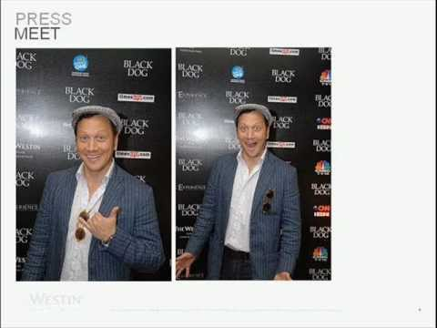 Rob Schneider at Black Dog Comedy Evenings, Pune