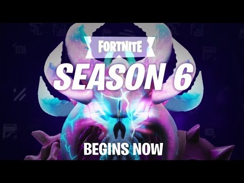 FORTNITE SEASON 6 TRAILER! - Volcano Event, Runes Activate, Bunker OPENS (Season 6 Trailer Fan Made)