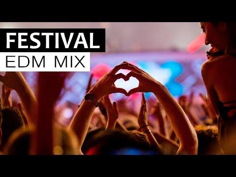 Festival EDM Mix 2018 - Best Electro House Party Music - Thời lượng: 57 phút.