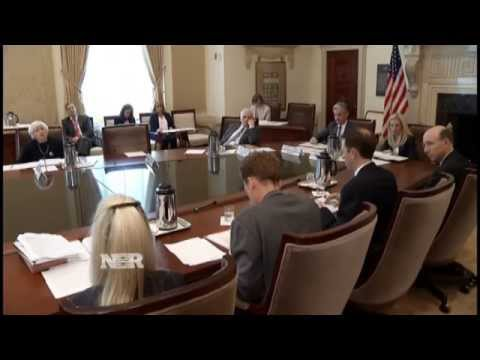 Nightly Business Report: Federal Reserve ends stimulus program
