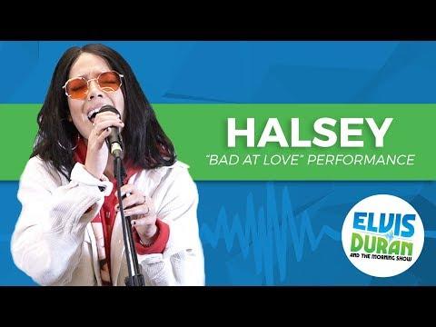 Video Halsey -