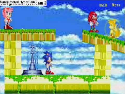 Sonic the Hedgehog short