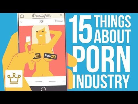 15 Things You Didn't Know About The Porn Industry