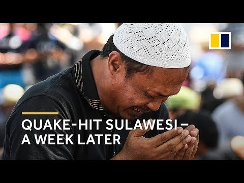 Indonesia Earthquake And Tsunami 2018: Hopes For Survivors Fade As Rescue Deadline Approaches