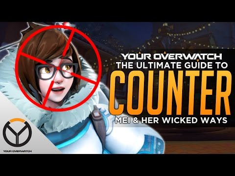 Overwatch: How To Counter Mei
