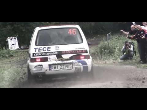 Podsumowanie sezonu Marek Bugajski / Robert Drożdż Fiat CC