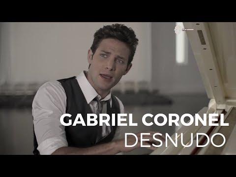"Clipe de ""Desnudo"", single de Gabriel Coronel"