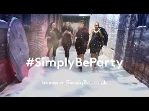 Simply Be Commercial (2015 - 2016) (Television Commercial)