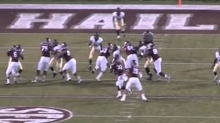 Malcolm Johnson Mississippi State Highlights