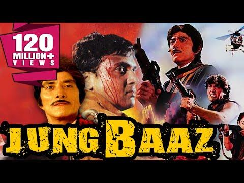 Jung Baaz (1989) Full Hindi Movie | Govinda, Madakini, Danny Denzongpa, Raaj Kumar, Prem Chopra
