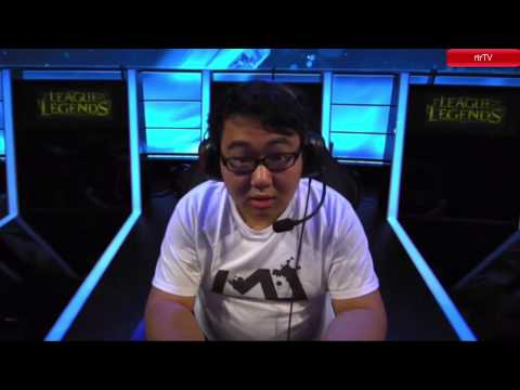 Camera - XiaoWeiXiao sees a camera for first time [PAX 2014 TSM-LMQ Semifinal]