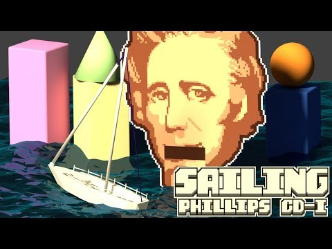 Sailing (Philips CD-i) James & Mike Mondays (видео)