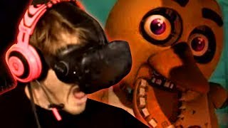 Five Nights of Freddy's VR - This game is NOT scary #2