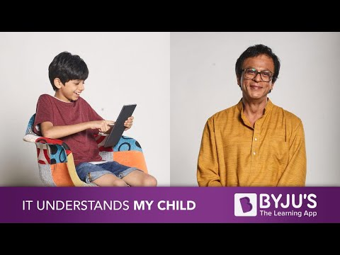BYJU'S New & Personalized Learning App - Personalized Learning (видео)