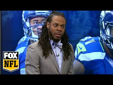 Sherman goes 1-on-1 with Moss