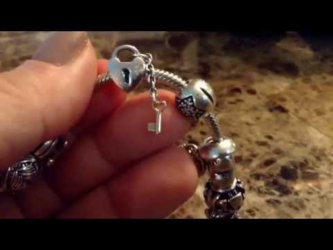 Женский браслет тройной бисмарк