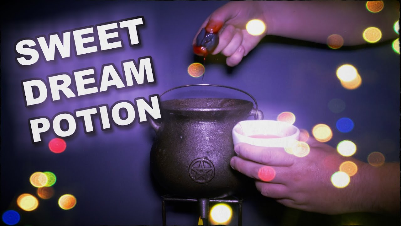 How To Make A Sweet Dreams Potion