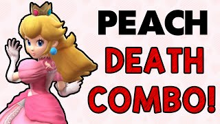Peach's Death Combo!