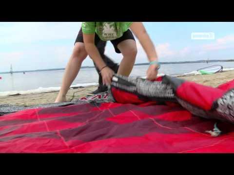 Aktywne lato z Atomówkami, odcinek 8: Kitesurfing