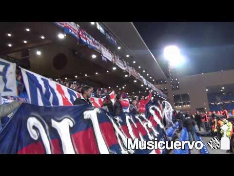 Video - San Lorenzo 2-1 Auckland City Un sentimiento que lo llevo adentro no puedo parar... - La Gloriosa Butteler - San Lorenzo - Argentina