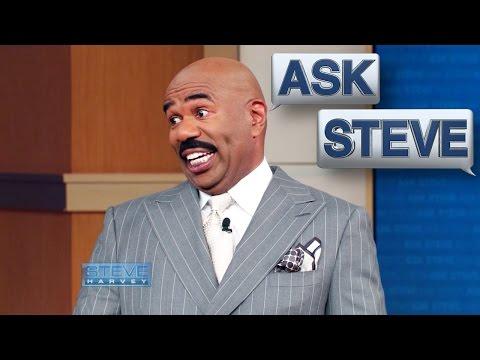 Ask Steve: Mind your damn business || STEVE HARVEY