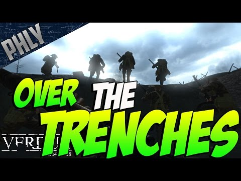 WORLD WAR 1 FPS – Over The Trenches (Verdun Gameplay)