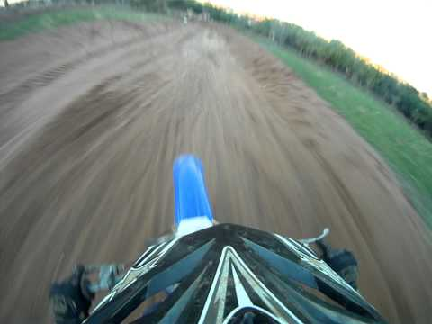 Go Pro HD - Pista Motocross Dois Corregos - SP