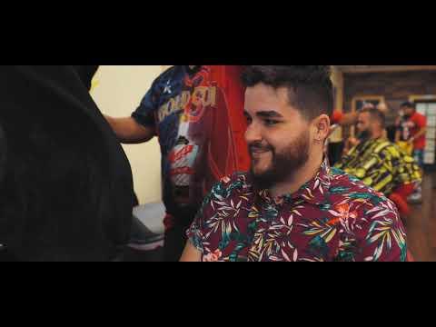 Jayson video proseso de un corte regular con barba