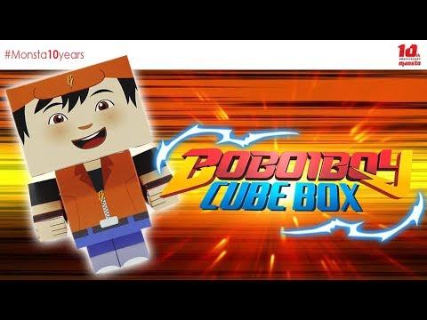BoBoiBoy Cube Box - Thời lượng: 3 phút, 46 giây.