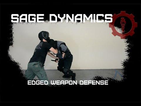 Edged Weapon Defense (видео)