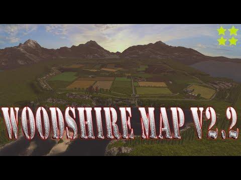 Woodshire Map v2.2