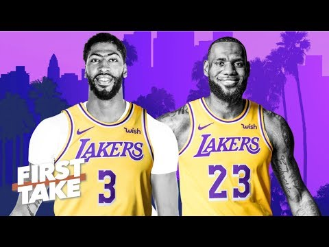 Video: 'Major bust' if the Lakers don't win a title with LeBron, Anthony Davis – Max Kellerman | First Take