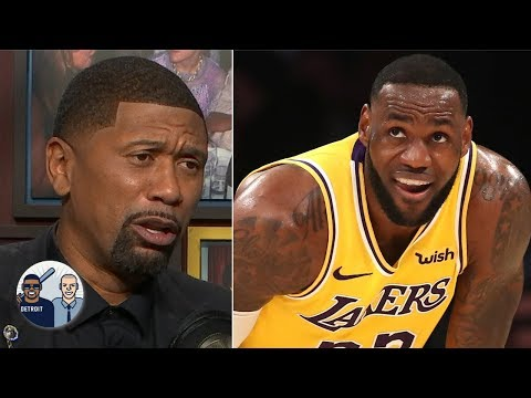 LeBron is only Lakers player secure after 'disappointing' season - Jalen Rose | Jalen & Jacoby