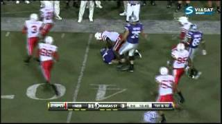 Lavonte David vs Kansas State and Texas A&M