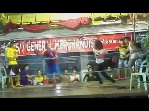 Funny Gay Boxing In Philippines