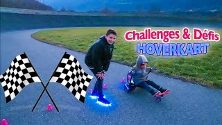 Video CHALLENGES & DÉFIS en HOVERKART MP3, 3GP, MP4, WEBM, AVI, FLV Oktober 2017