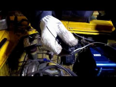 замена тросика газа на ваз 2114 инжектор