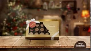 Momentos especiais, panettones e chocolates recheados de alegria. Faltam 2 dias para a noite de Natal! #MaisQueUmPresente